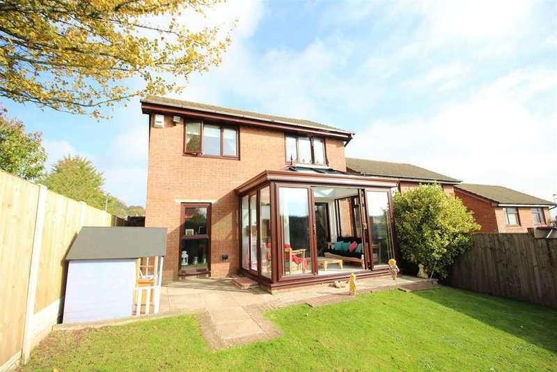 3 Bedrooms Detached House for sale in Kier Hardie Drive, Newport