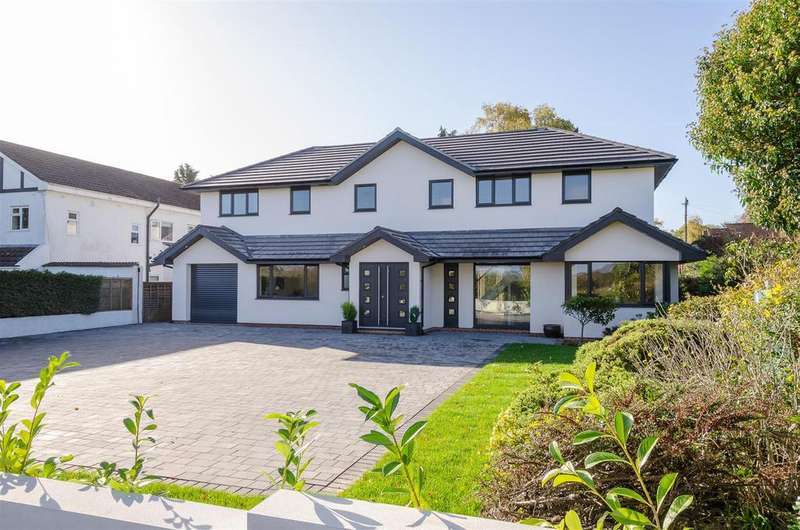 4 Bedrooms House for sale in Clevedon Road, Failand, Bristol