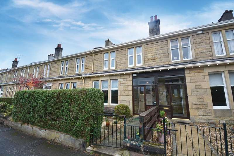 3 Bedrooms Terraced House for sale in 56 Chamberlain Road, Jordanhill, G13 1SN