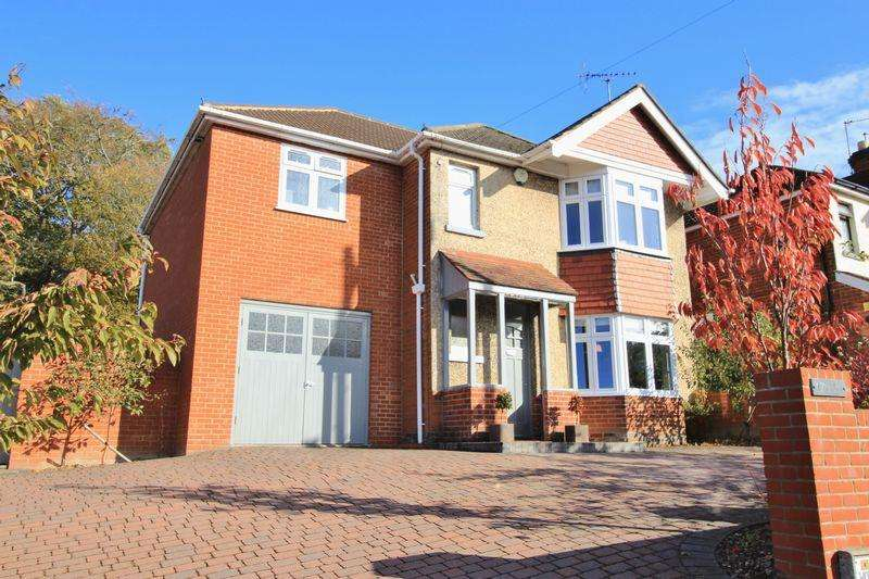 4 Bedrooms Detached House for sale in Little Lances Hill, Southampton