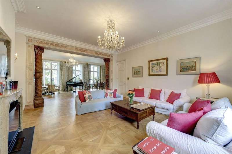 5 Bedrooms End Of Terrace House for sale in Ladbroke Terrace, Notting Hill, London, W11