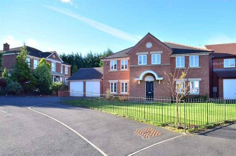 4 Bedrooms Detached House for sale in Aylesford Mews, Greystoke Manor, Sunderland