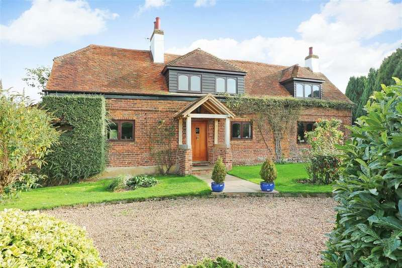3 Bedrooms Detached House for sale in Marley Lane, Finglesham