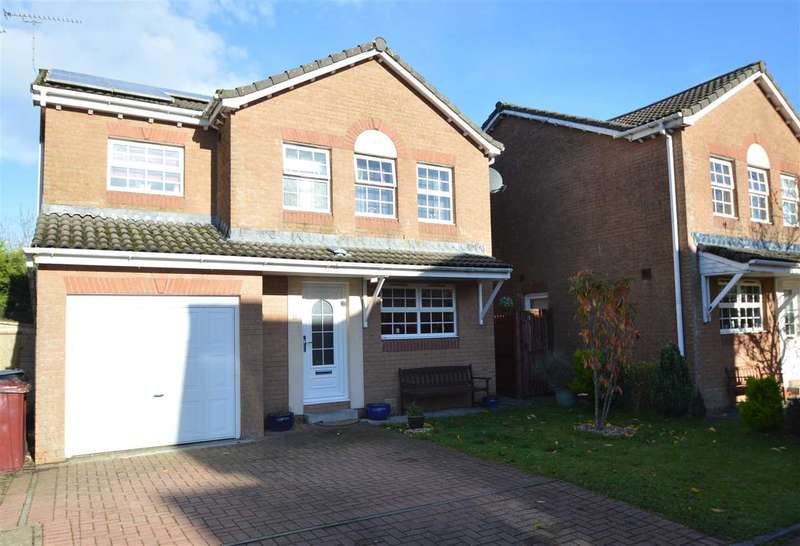 4 Bedrooms Detached House for sale in Strathconon Gardens, Glasgow