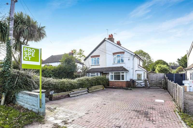 2 Bedrooms Semi Detached House for sale in Reading Road, Winnersh, Berkshire, RG41