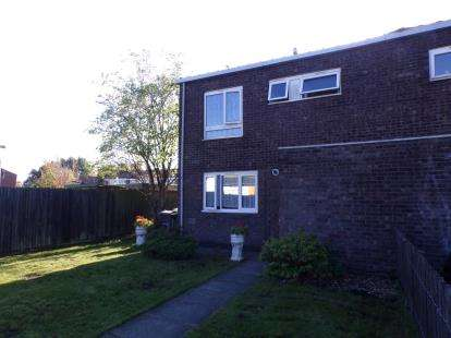 3 Bedrooms End Of Terrace House for sale in Marton Close, Nechells, Birmingham, West Midlands