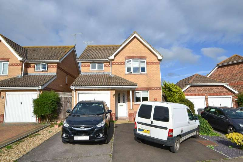 3 Bedrooms Detached House for sale in Penrith Way, Eastbourne