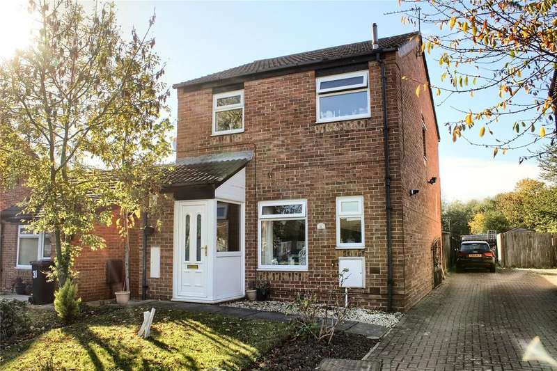 3 Bedrooms Link Detached House for sale in Hazelbank, Coulby Newham