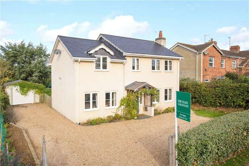 4 Bedrooms Detached House for sale in Buckingham Road, Gawcott, Buckinghamshire