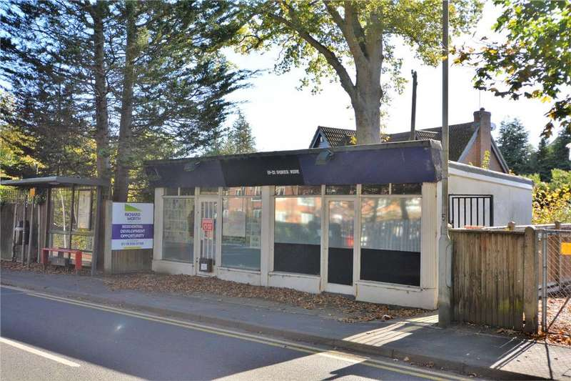 Land Commercial for sale in Dukes Ride, Crowthorne, Berkshire, RG45