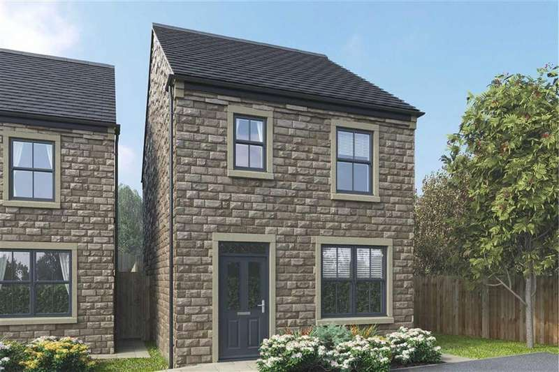 3 Bedrooms Detached House for sale in Kensington Forest, Barnoldswick, Lancashire