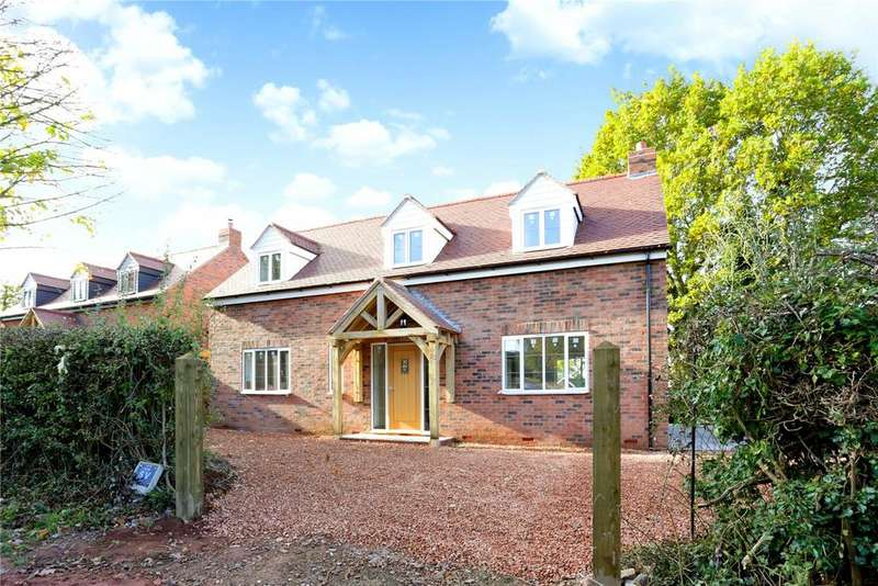 4 Bedrooms Detached House for sale in The Green, Redmarley, Gloucester, GL19