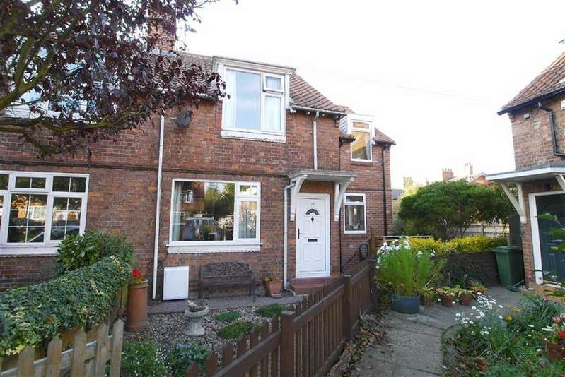 3 Bedrooms Mews House for sale in Alma Grove, Fulford, York, YO10