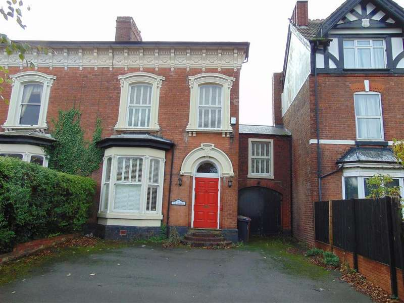 5 Bedrooms Semi Detached House for sale in Mellish Road, Walsall