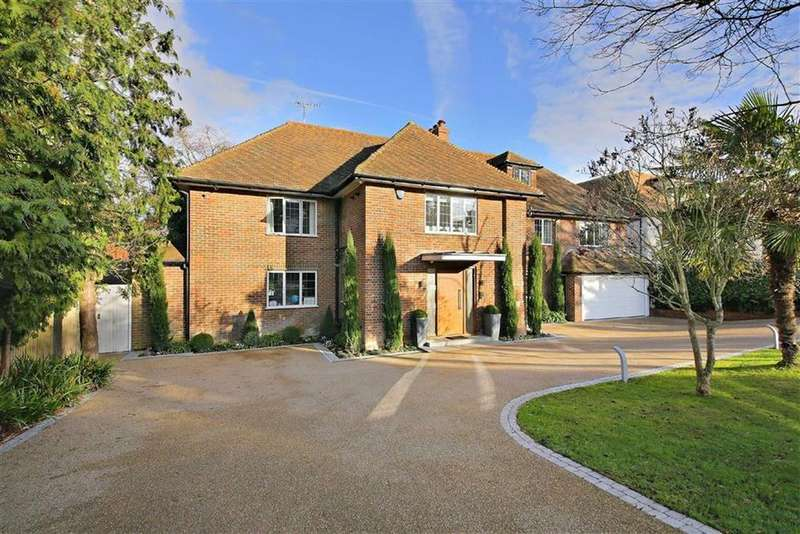 7 Bedrooms Detached House for sale in Newlands Avenue, Radlett, Hertfordshire