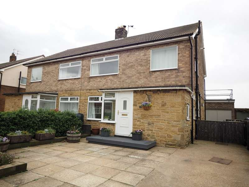 3 Bedrooms Semi Detached House for sale in Newmarket Road, Redcar TS10