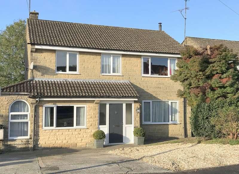 4 Bedrooms Link Detached House for sale in Bruton, Somerset, BA10