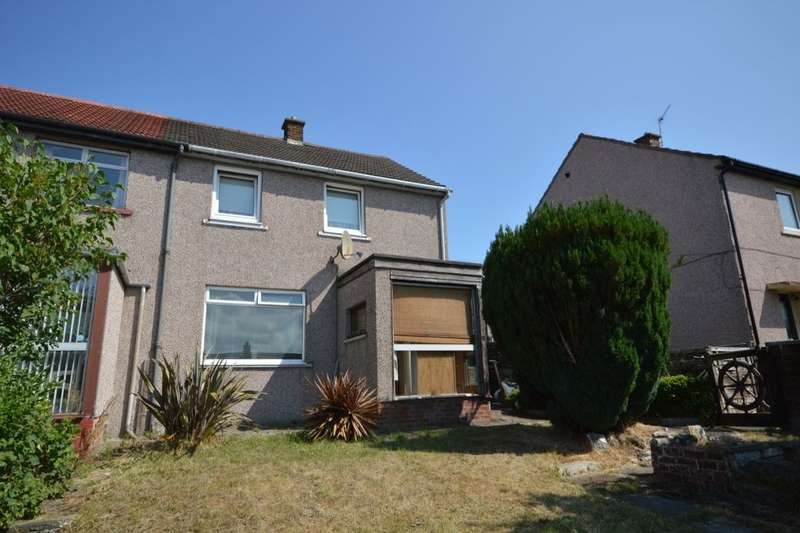 2 Bedrooms Semi Detached House for sale in Wedderburn Place, Dunfermline, KY11
