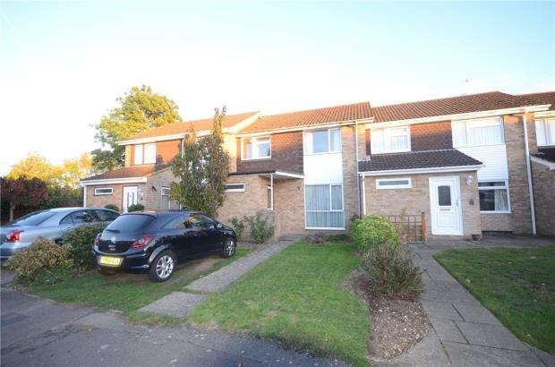 3 Bedrooms Terraced House for sale in Enstone Road, Woodley, Reading