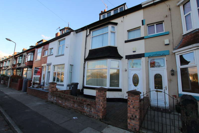 5 Bedrooms Terraced House for sale in Wadham Road, Bootle, Liverpool, L20