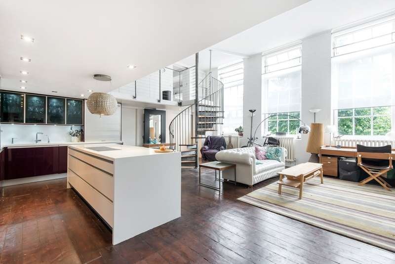 2 Bedrooms Flat for sale in The Lycee, SE11