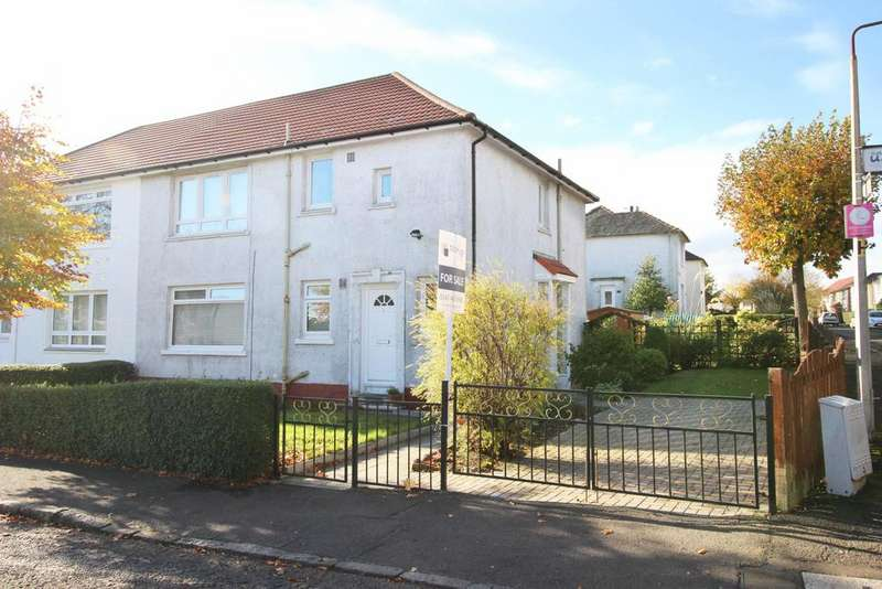 2 Bedrooms Flat for sale in 27 Beech Drive, Parkhall, G81 3QD