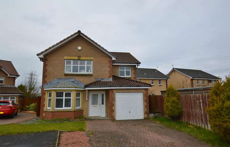 4 Bedrooms Detached House for sale in 2 Caaf Water Place, SALTCOATS, KA21 6HJ