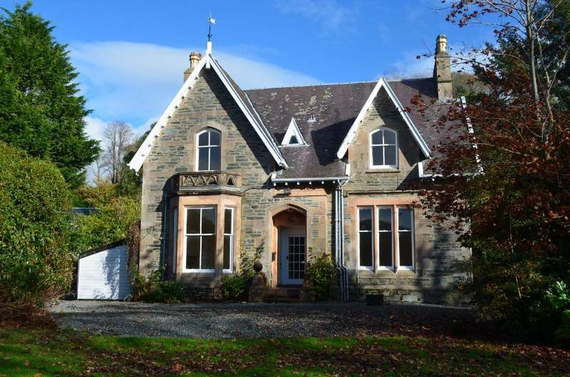 5 Bedrooms Detached House for sale in Shore Road, Cove, Argyll and Bute, G84 0NP