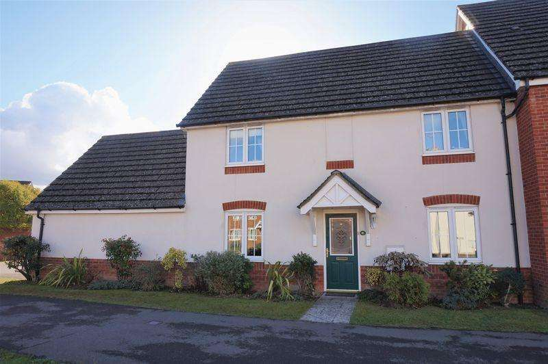 4 Bedrooms Link Detached House for sale in Urquhart Road, Thatcham