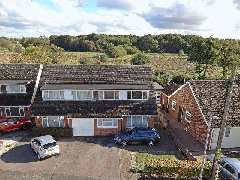 3 Bedrooms Semi Detached House for sale in Water Lane, Flitwick