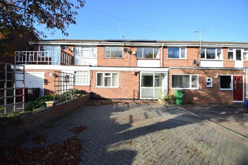 4 Bedrooms Terraced House for sale in Warner Close, Cippenham, SL1