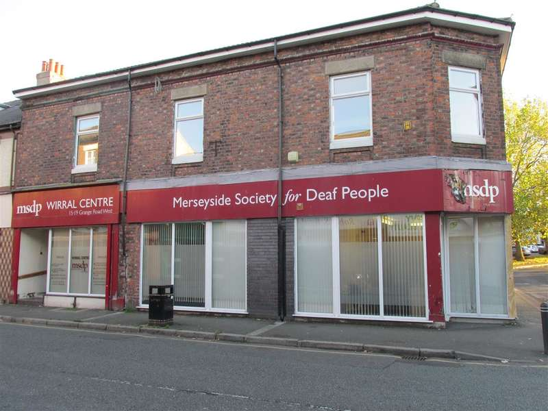 Commercial Property for sale in Grange Road West, Birkenhead