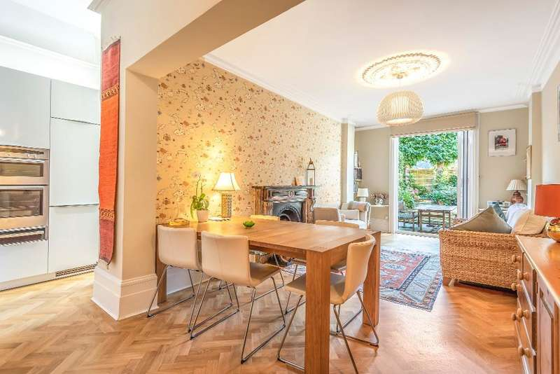 6 Bedrooms Terraced House for sale in Milton Avenue, Highgate, N6 5QF