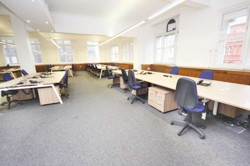 Serviced Office Commercial for rent in King Street, Manchester