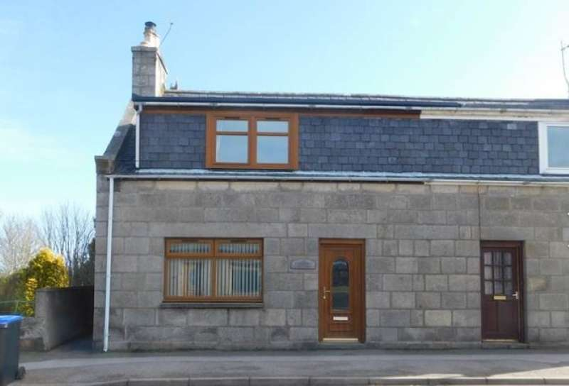 3 Bedrooms Cottage House for sale in 46, Main Street, Turriff, Aberdeenshire