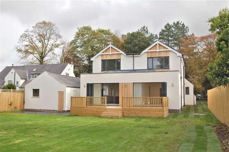 5 Bedrooms Detached House for sale in Manchester Road, Wilmslow, Cheshire