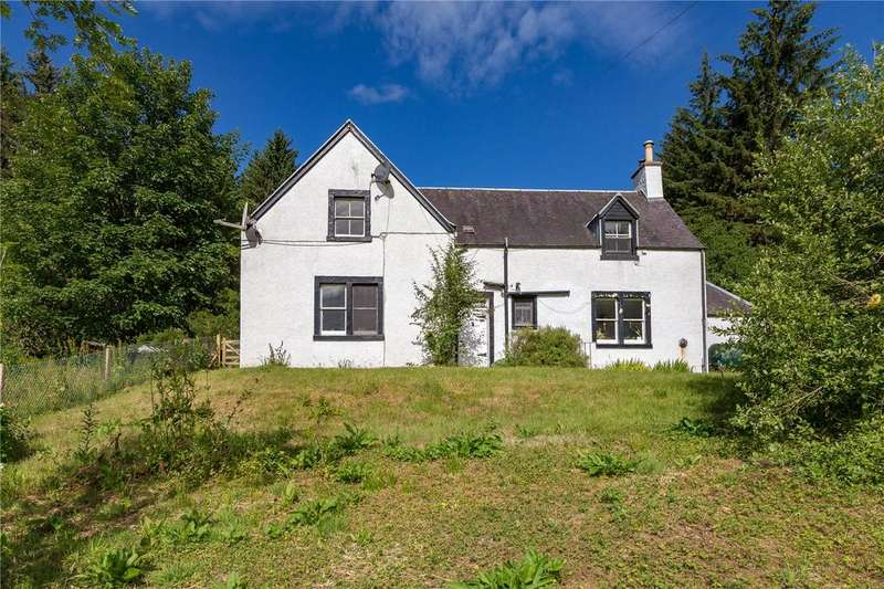 5 Bedrooms Detached House for sale in Glenkerry, Ettrick Valley, Selkirk, Scottish Borders