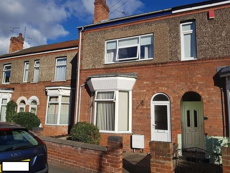 3 Bedrooms Semi Detached House for sale in Fawcett Street, Gainsborough, DN21 2LH