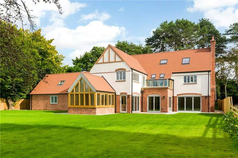 5 Bedrooms Detached House for sale in Broad Lane, Tanworth-in-Arden, Solihull, B94