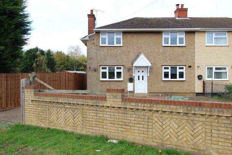3 Bedrooms Semi Detached House for sale in Sutton Cross Roads SG19