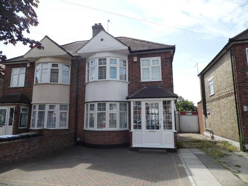 3 Bedrooms Semi Detached House for sale in Wilbury Way, 13, Edmonton N18