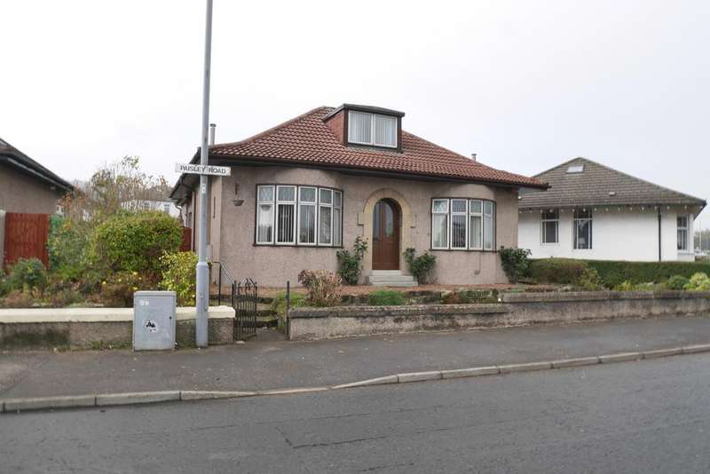 4 Bedrooms Detached Bungalow for sale in Paisley Road, Barrhead G78