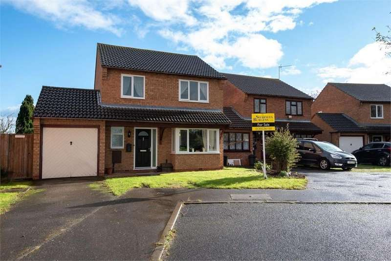 4 Bedrooms Detached House for sale in Salters Way, Donington, Spalding, Lincolnshire