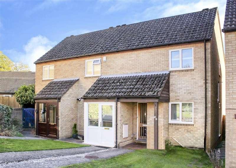 2 Bedrooms Terraced House for sale in Frobisher, Bracknell, Berkshire, RG12