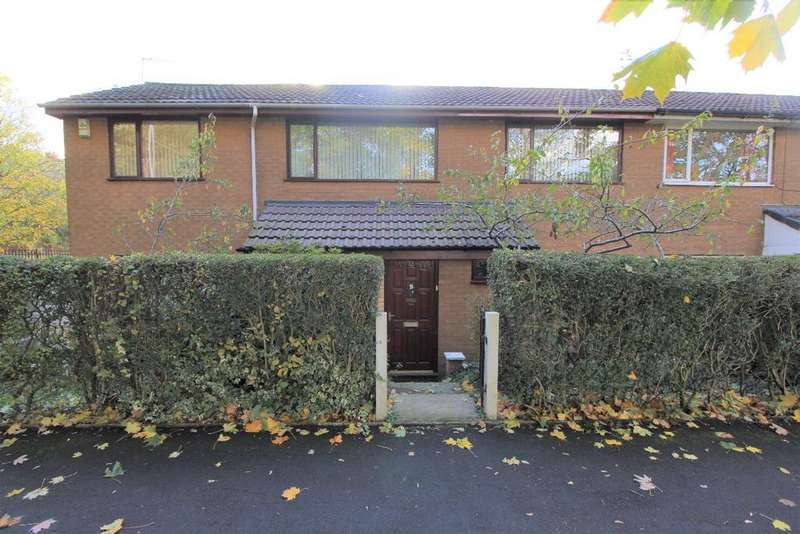 4 Bedrooms Semi Detached House for sale in Links Way OL9