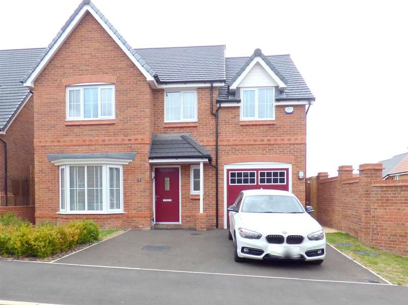4 Bedrooms Detached House for sale in Bolton Hey, Huyton, Liverpool
