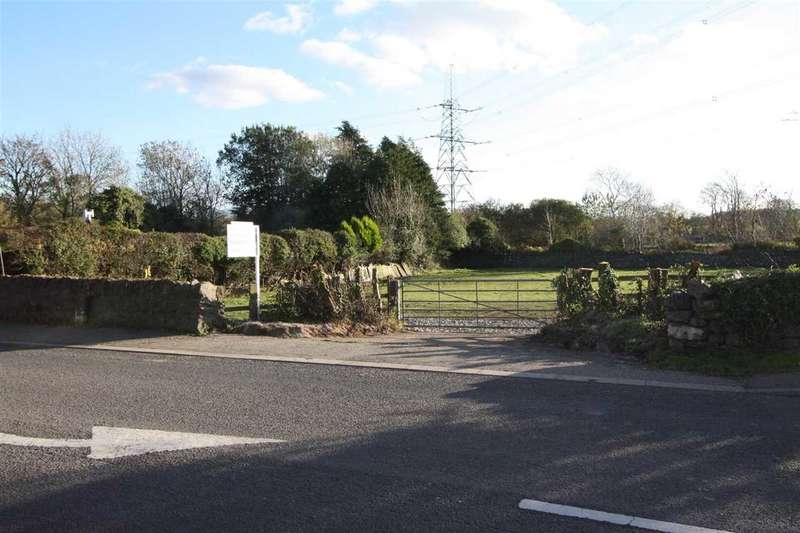 Land Commercial for sale in Land South Side Of Llanfairpwll, Holyhead Road, Llanfairpwll