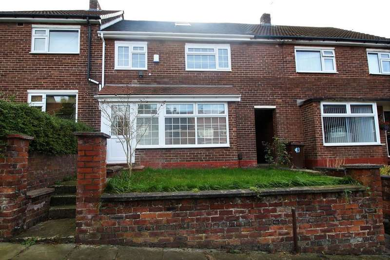 4 Bedrooms Cluster House for sale in Pimlott Grove, Prestwich