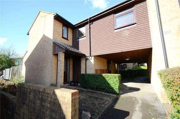 1 Bedroom Maisonette Flat for sale in Fleetham Gardens, Lower Earley, Reading