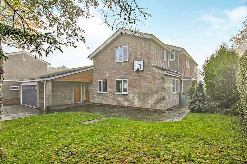 5 Bedrooms Detached House for sale in Cromarty, Ouston, Chester Le Street, DH2